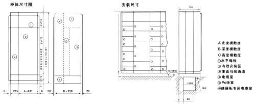 四、结构特征   1.DOMINO采用模数组合的设计方案,可按不同要求设计各类型的单元,并有抽屉及固定两种结构型式,亦可混合组装满足不同用户的需求。   2.开关柜的基本柜架为组合装配式结构,框架的全部结构采用模具化生产、避免了一般生产制造中的弊病,保证了形状、尺寸。均用螺丝紧固连接,并装上门、隔板、封板、支架、母线、抽屉和电器组件等,组装成一台完整的开关柜,由于采用了螺丝紧固连接避免了焊接变形及应力,提高了强度。DOMINO采用间隔式布置,每一电气单元均占据一个独立的单元隔室。门上都设置机械或电气联锁,