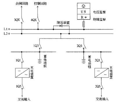 gzdw8系列微机监控高频开关直流电源柜-4