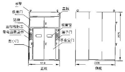 jyn1-35(f)交流金属封闭型移开式开关柜-3